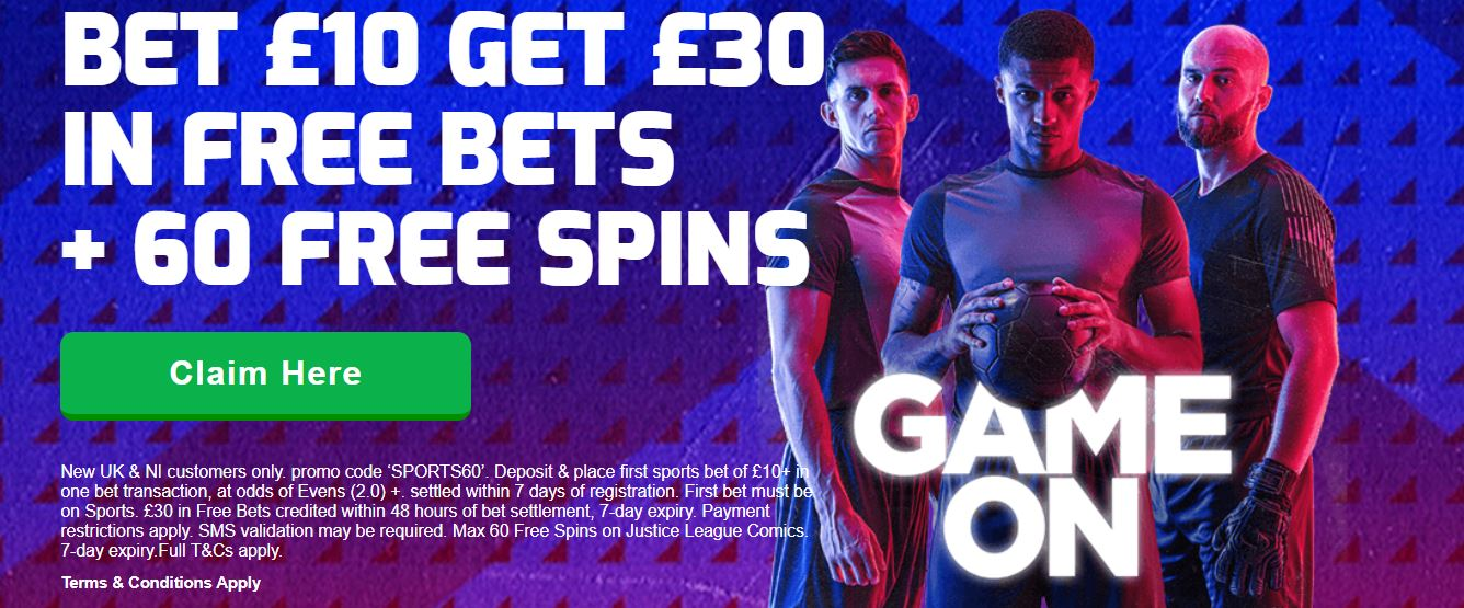 How to register with Betfred