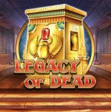 jugar legacy of dead slot