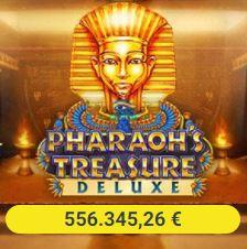 jugar pharaos treasure