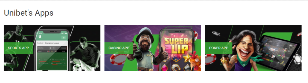 unibet android