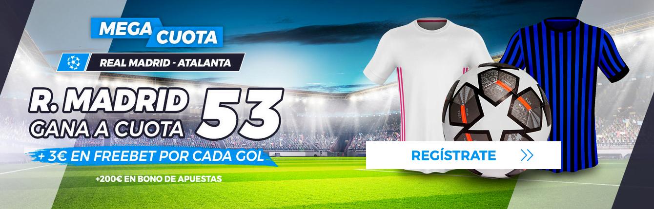 Real Madrid - Atalanta
