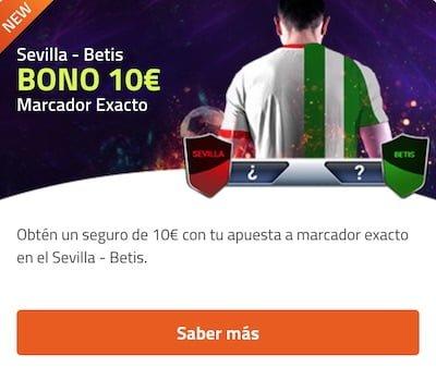 Sevilla - Betis con Luckia