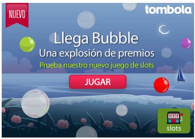 slot Bubble