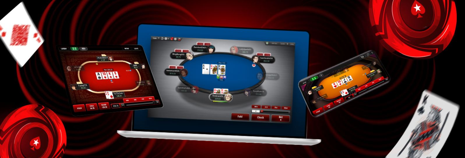 How to start playing with Pokerstars