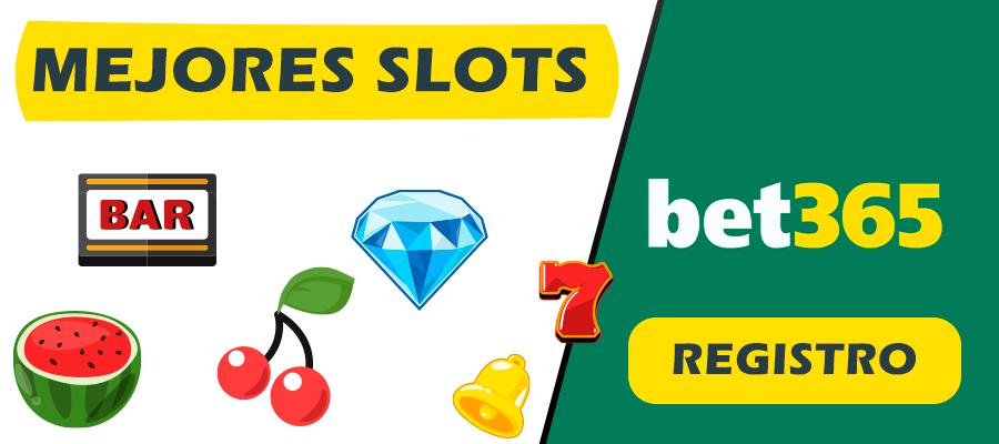 mejores slots en bet365