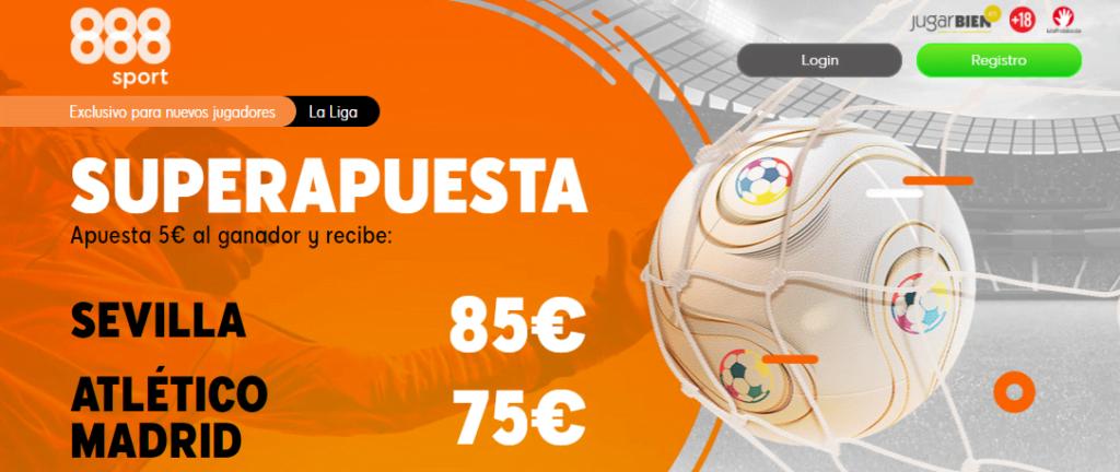 superapuesta 888sport sevilla atlético de madrid
