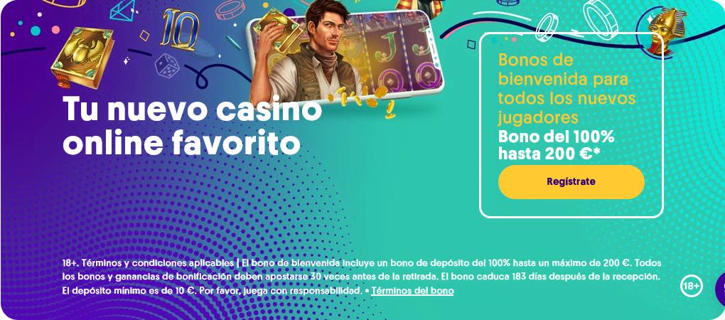 bonos casino online casumo
