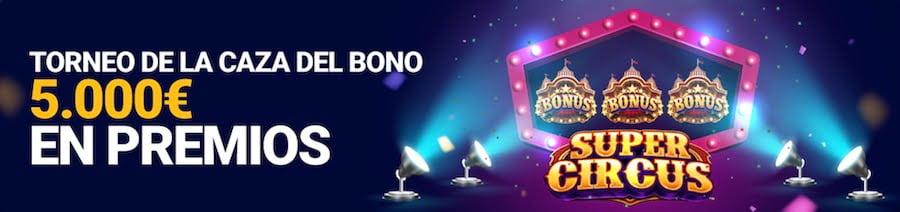 Torneo Caza de Bono YoCasino