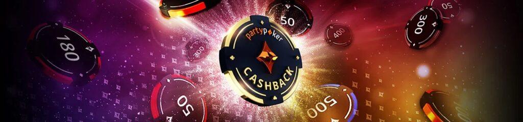 partypoker cashback semanal