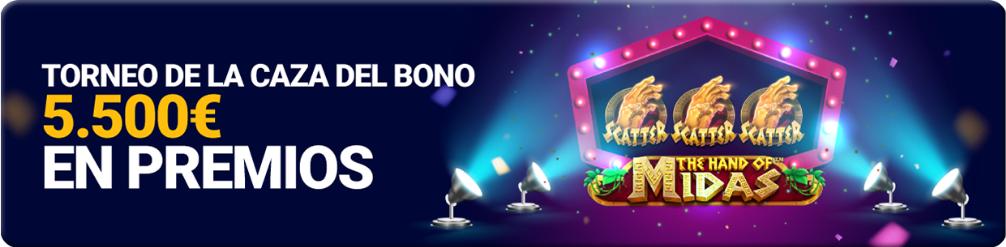 Torneo Caza Bono