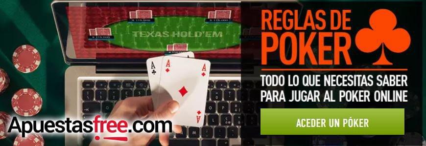 aprender a jugar al poker