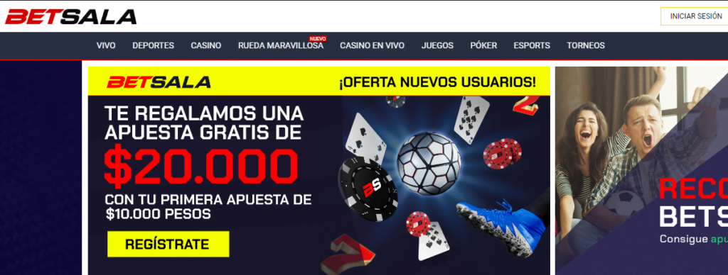 betsala bono casino