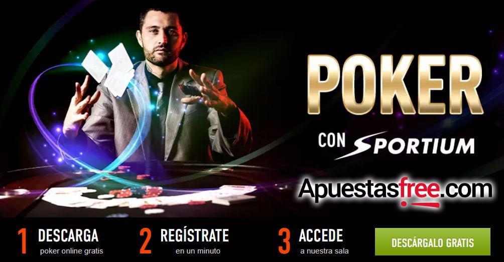 jugar al poker en sportium