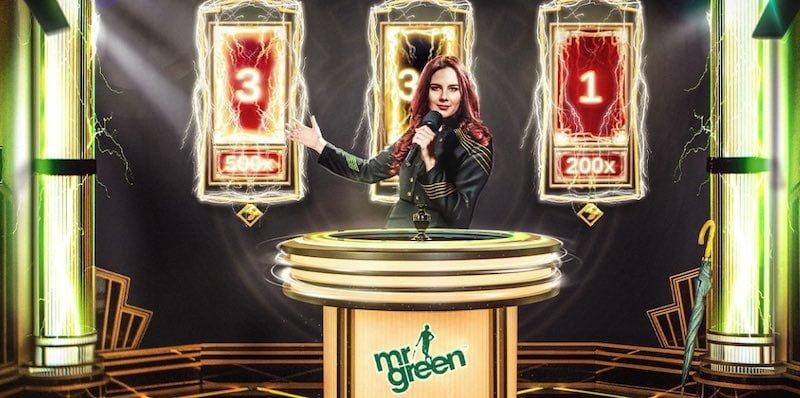 Torneo Mr Green Ruleta