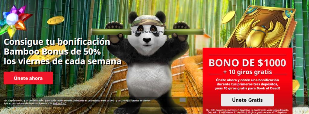 royal panda promociones