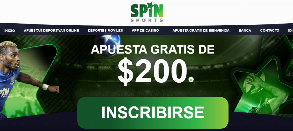 spin sports bono