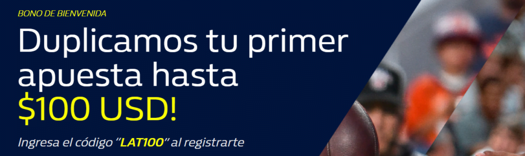 william hill bono apuestas