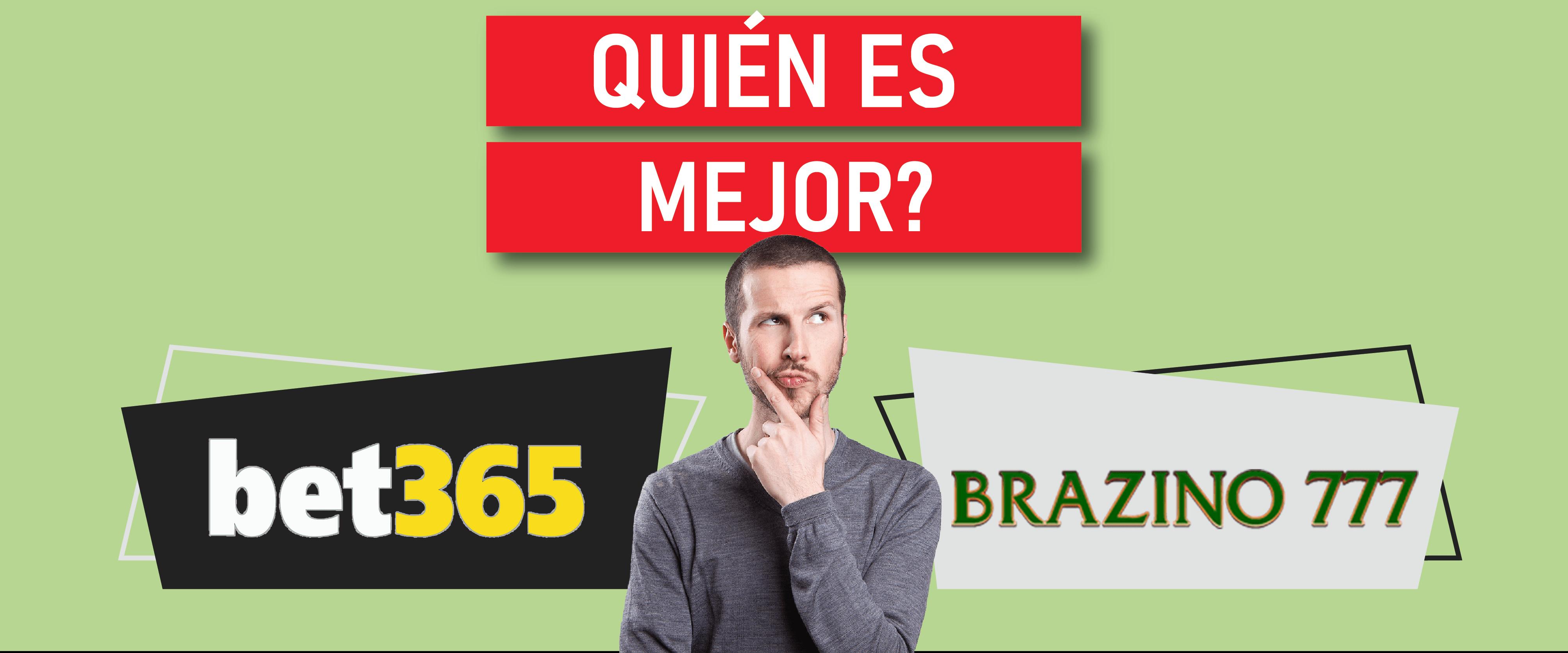 bet365 y brazino777