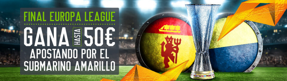 Final Europa League Villarreal - United