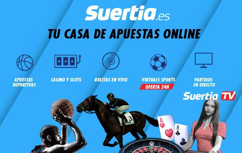 Suertia Casino