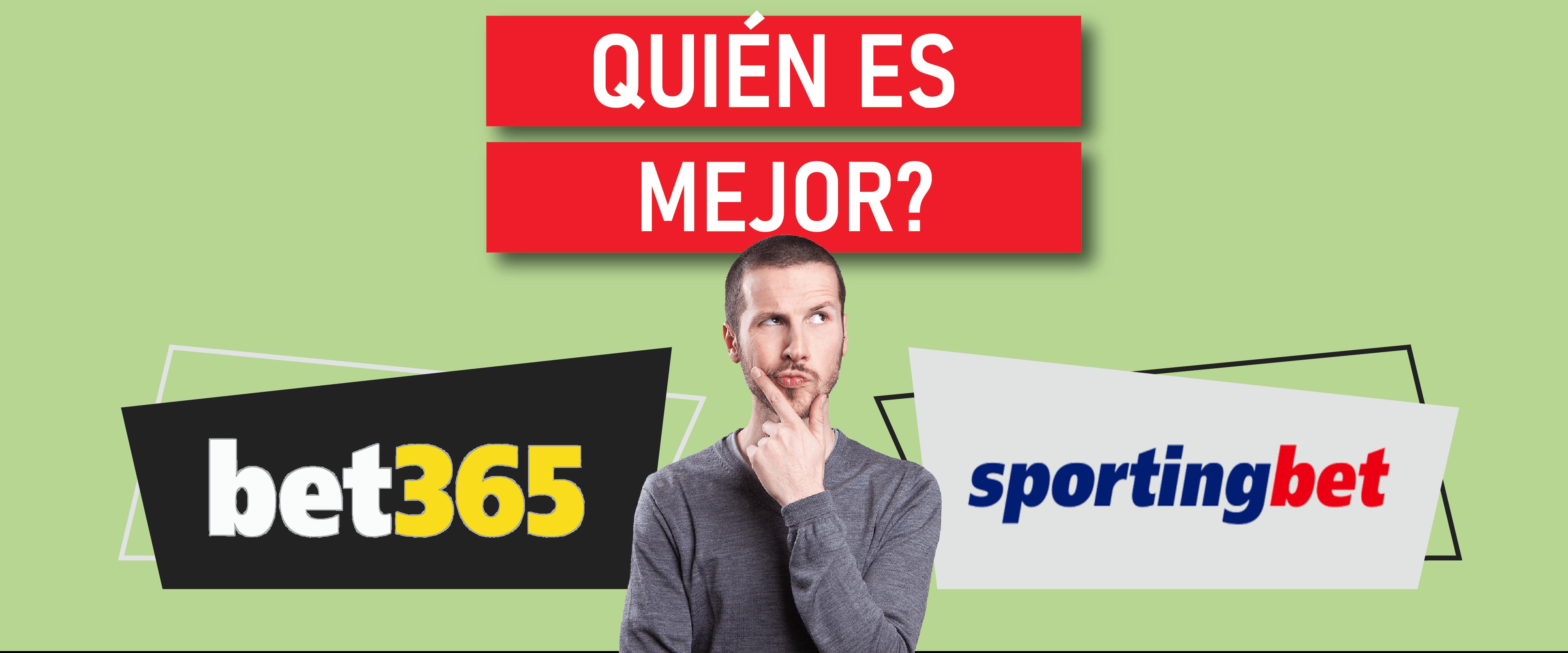bet365 y sportingbet