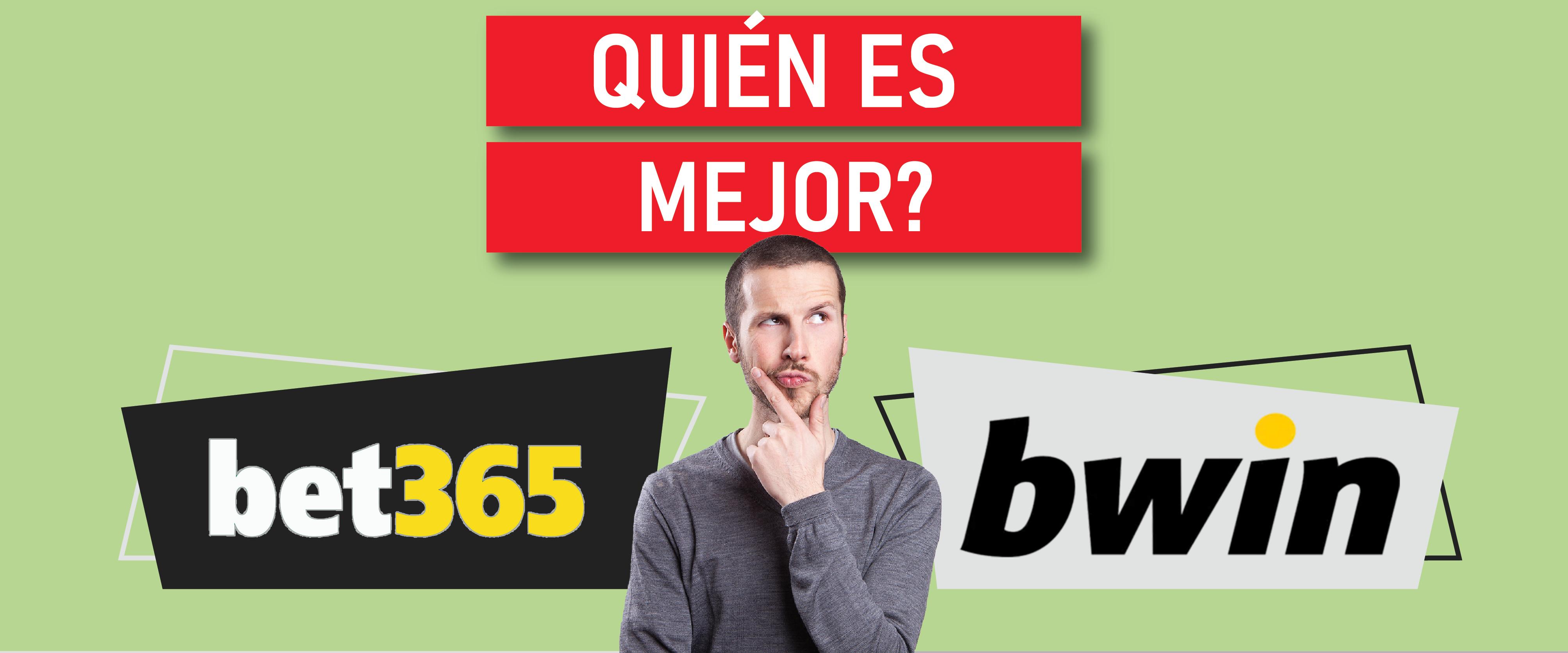 bet365 y bwin