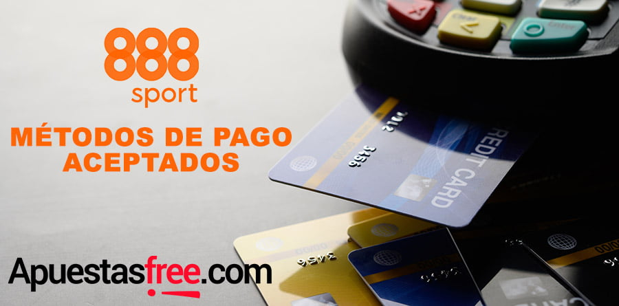 métodos de pago 888sport