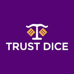 logo trust dice