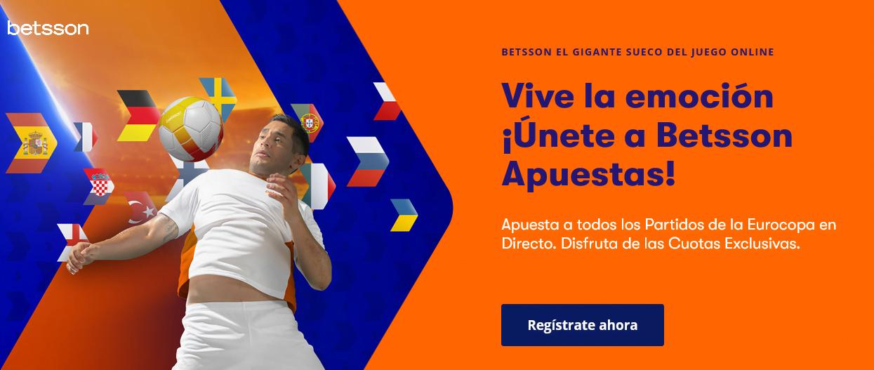Eurocopa y Copa América Cuotas Exclusivas