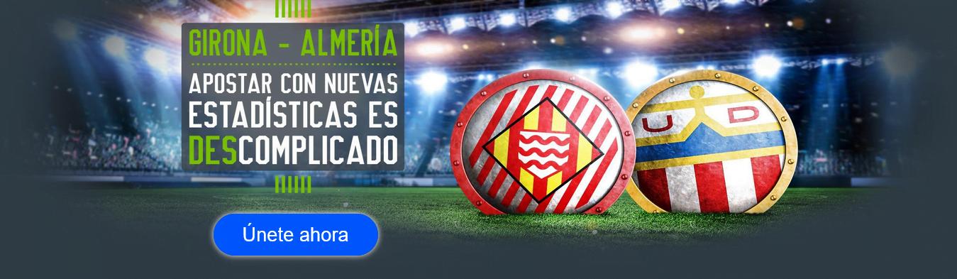 Girona - Almería