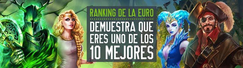 Codere Ranking Euro