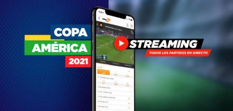 Copa América Kirolbet