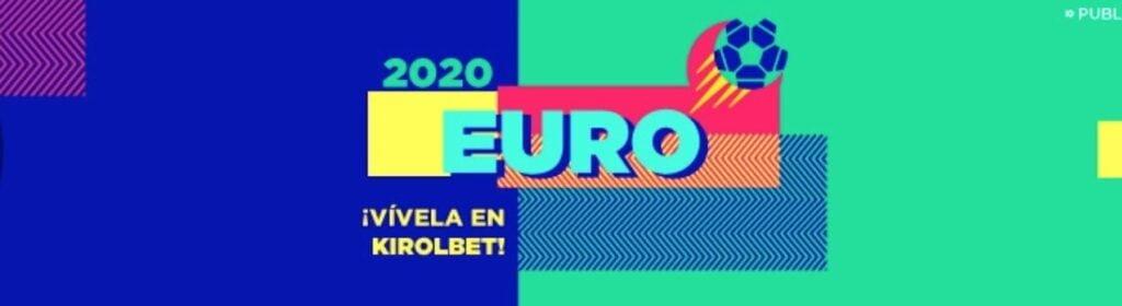 Kirolbet octavos Eurocopa