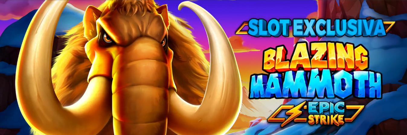 Blazing Mammoth Epic Strike