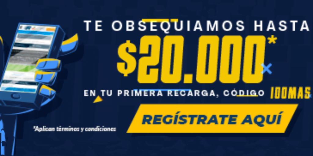 rushbet promoción colombia perú