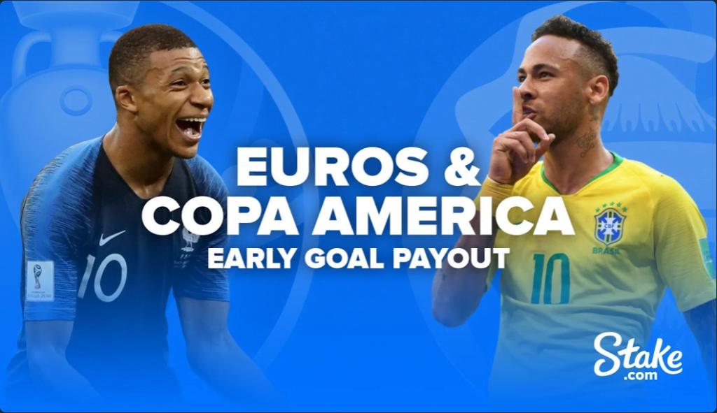 stake promoción copa América