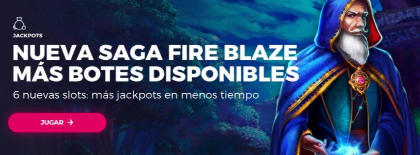 fire blaze casino gran madrid