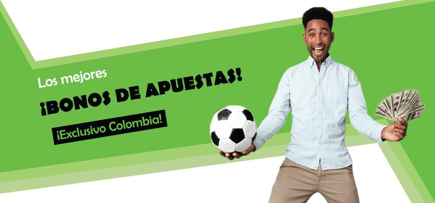 mejores bonos apuestas colombia
