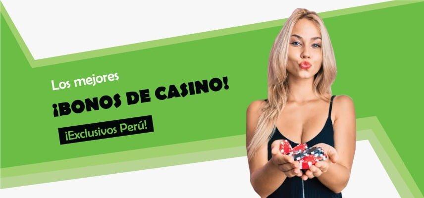 los mejores bonos de casino para peru