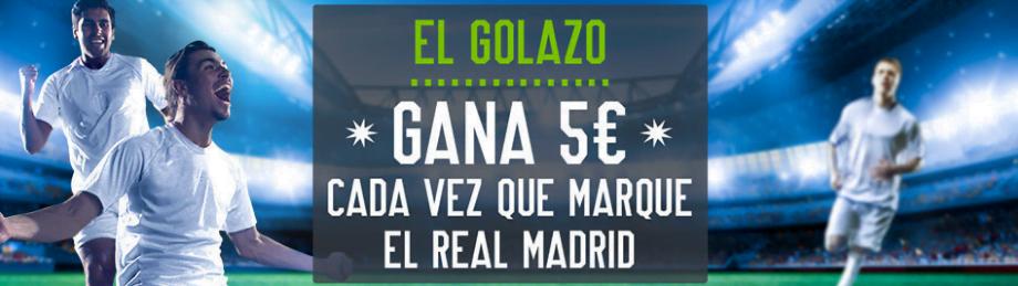 Golazo Real Madrid