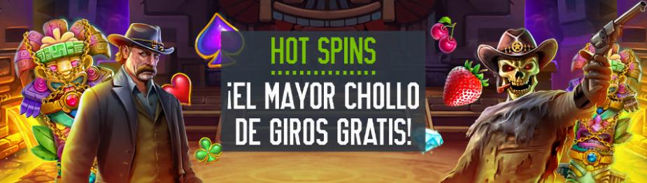 Hot Spins