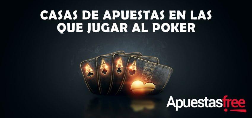 casas de apuestas con poker online