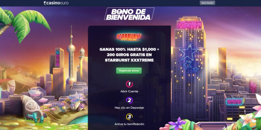 casinoeuro bono de casino