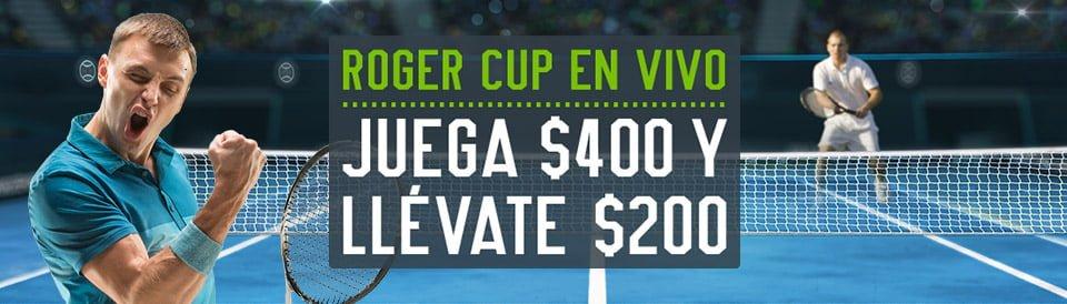 promoción rogers cup