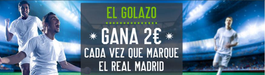Real Madrid golazo