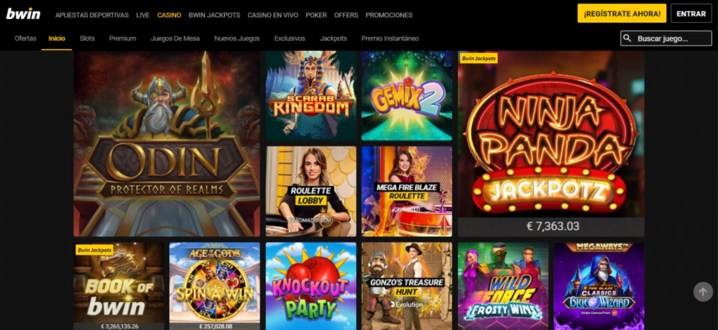 bwin app movil casino