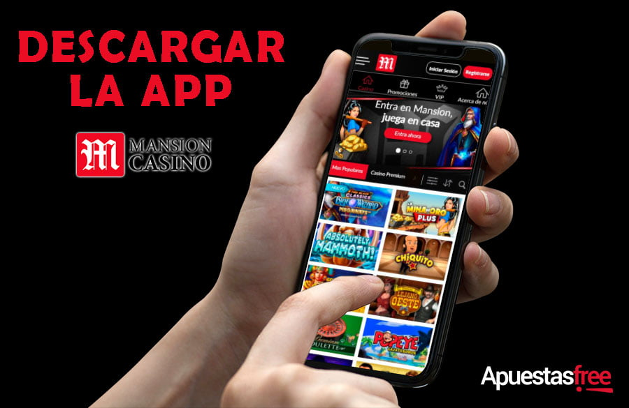 descargar mansion casino app