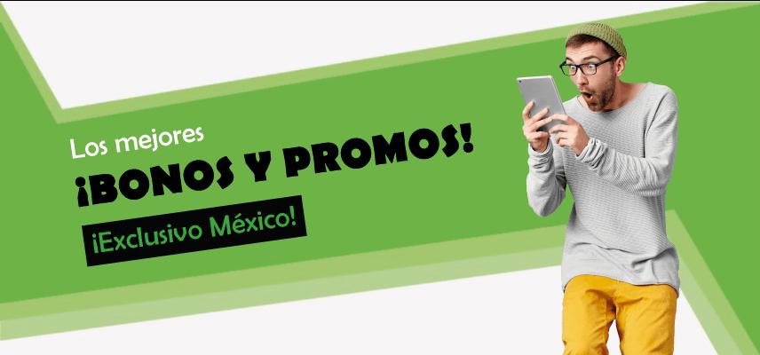 mejores bonos y promociones en mexico