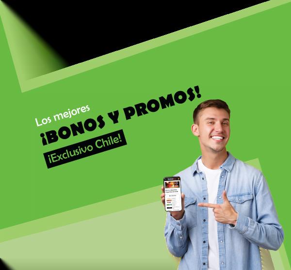 mejores bonos y promociones