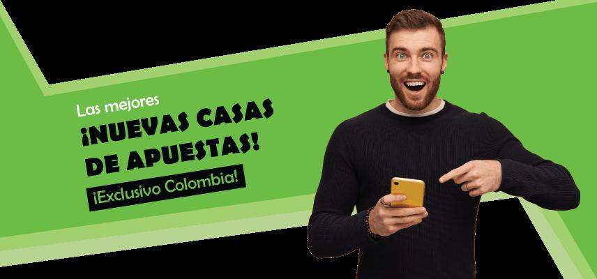 nuevas casas apuestas colombia